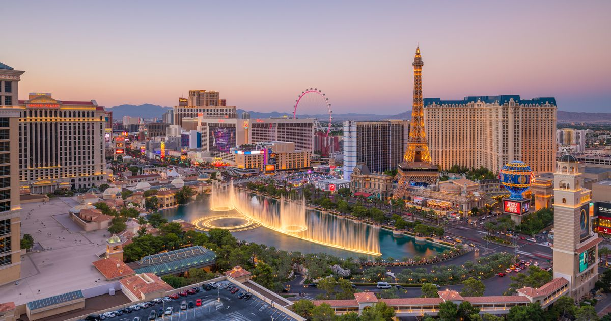 The Very Best Hotels in Vegas